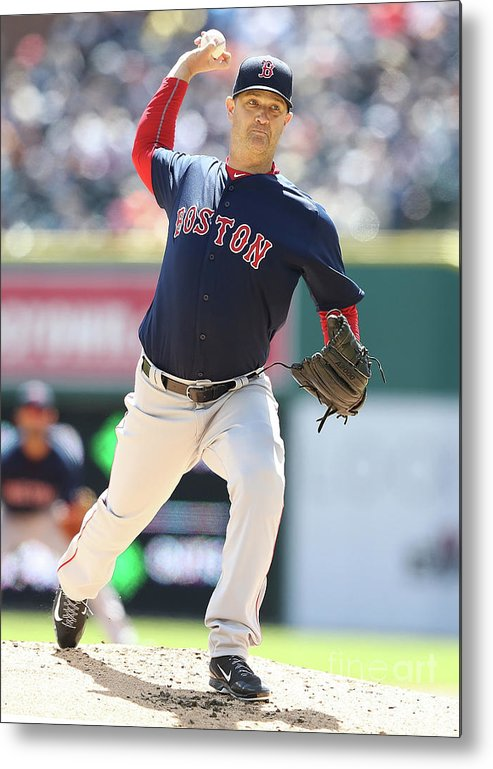 People Metal Print featuring the photograph Steven Wright by Leon Halip