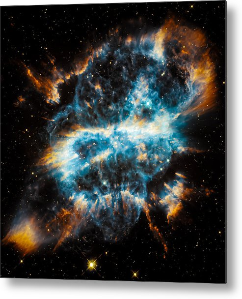 Space Poster of NGC 5189 Fine Art Print