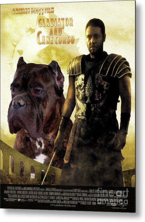 gladiator movie dog