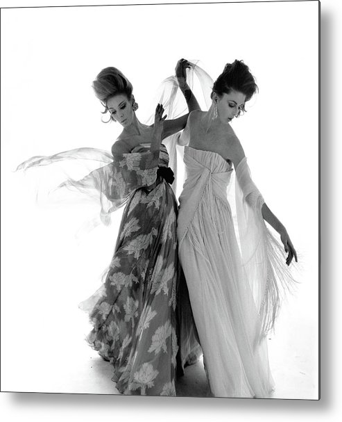 Accessories Metal Print featuring the photograph Vogue February 1st, 1961 by Bert Stern