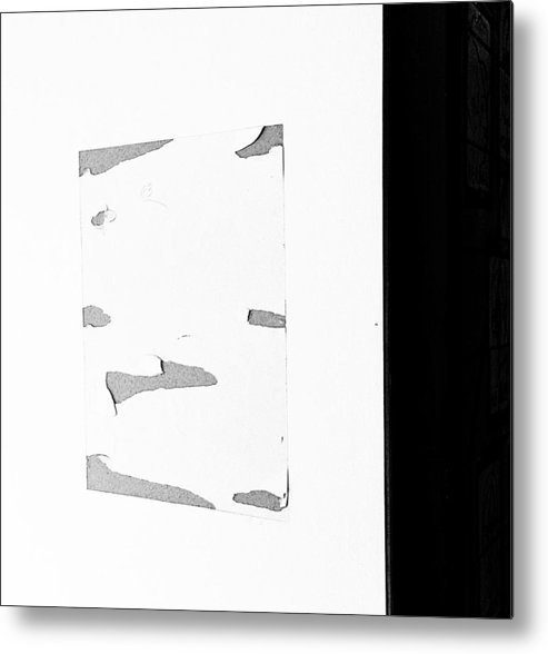 Minimalism Metal Print featuring the photograph K47 by Shannon Prutzman