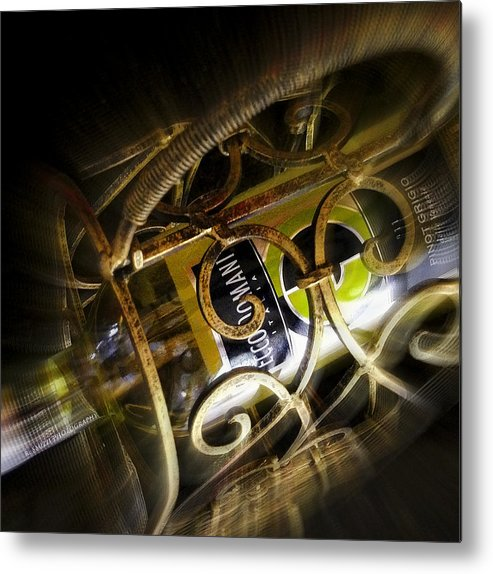 Wine Metal Print featuring the photograph Pinot by Robert Smith