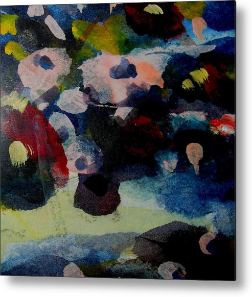 Flower Landscape Metal Print featuring the photograph Flower Dreams by Belinda Consten