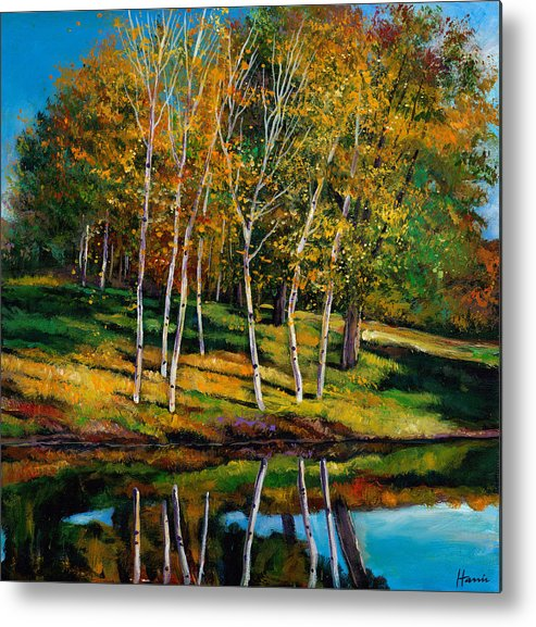 Southwest Landscape Metal Print featuring the painting Once In A Lifetime by Johnathan Harris