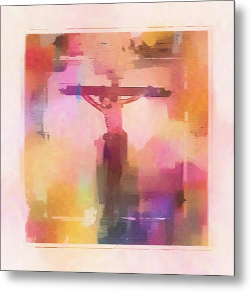 Impressionism Metal Print featuring the digital art The Price by Aaron Berg