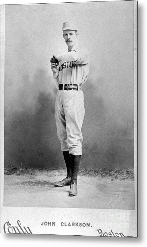People Metal Print featuring the photograph National Baseball Hall Of Fame Library by National Baseball Hall Of Fame Library