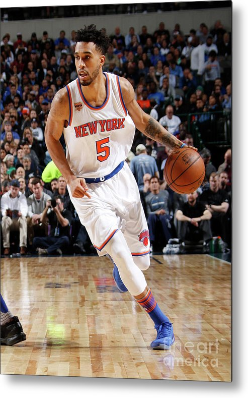 Nba Pro Basketball Metal Print featuring the photograph Courtney Lee by Danny Bollinger