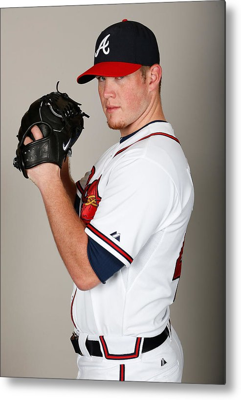 Media Day Metal Print featuring the photograph Craig Kimbrel by J. Meric