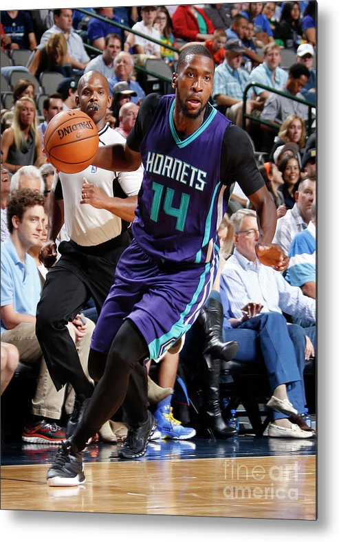Sport Metal Print featuring the photograph Michael Kidd-gilchrist by Danny Bollinger