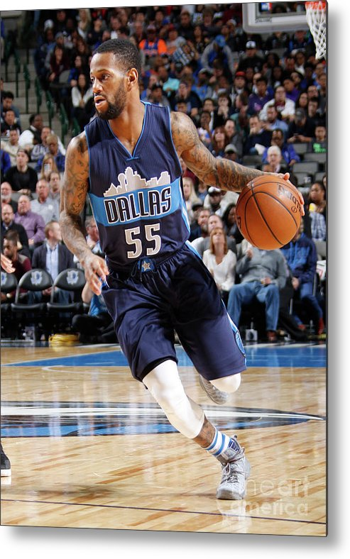 Nba Pro Basketball Metal Print featuring the photograph Pierre Jackson by Danny Bollinger