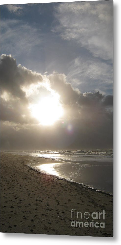 Opening Metal Print featuring the photograph Opening 2 by Heidi Sieber