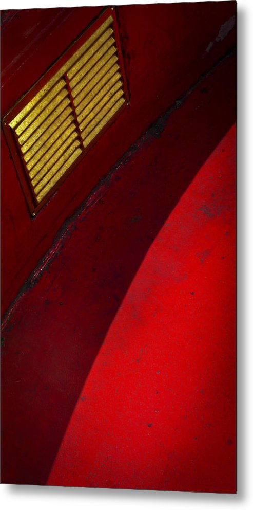 Skiphunt Metal Print featuring the photograph Foxy by Skip Hunt