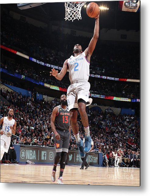 Event Metal Print featuring the photograph John Wall by Nathaniel S. Butler