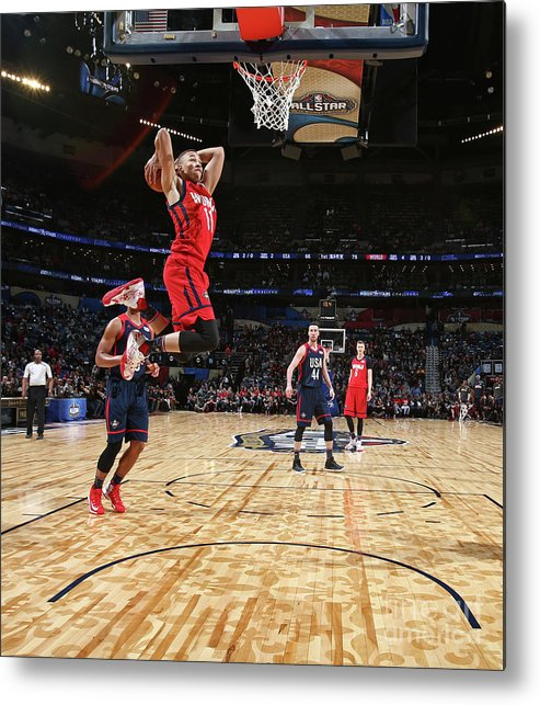 Event Metal Print featuring the photograph Dante Exum by Nathaniel S. Butler