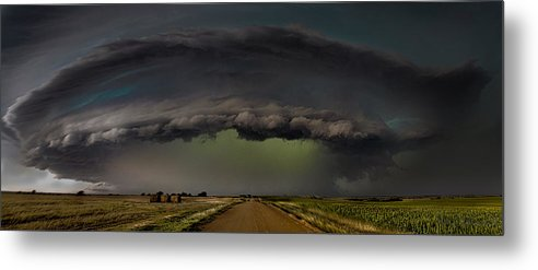 Wilson, Kansas, Mother Ship by Kelley Williamson