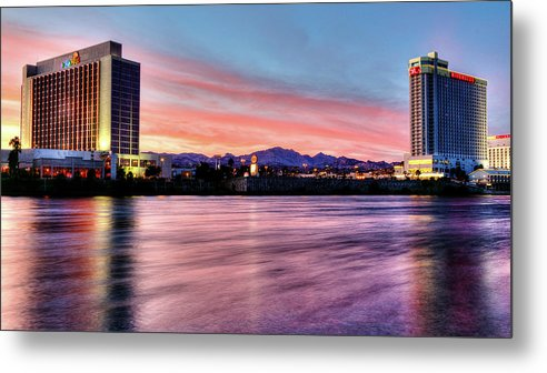 Riverside Glow by James Marvin Phelps