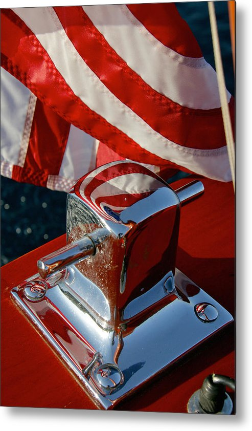 Runabout Metal Print featuring the photograph Colors by Steven Lapkin
