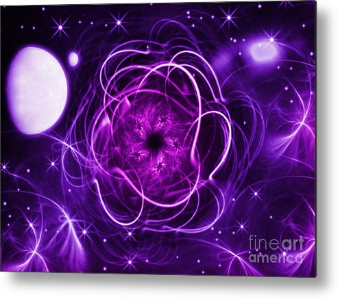 Cos 79 Metal Print featuring the digital art Cos 79 by Taylor Webb