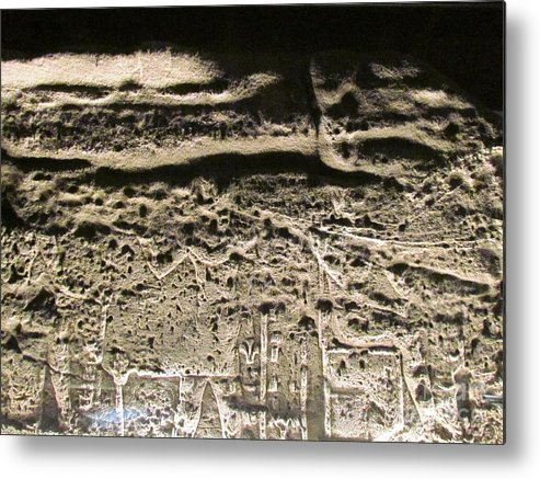 Spain Metal Print featuring the photograph Madrid Monument by Ted Pollard