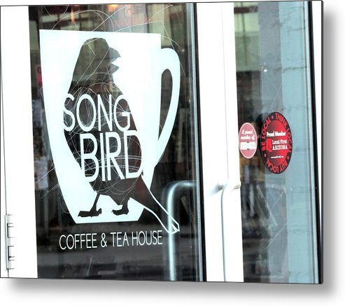 Cafe Metal Print featuring the photograph Funrun by Marit Runyon