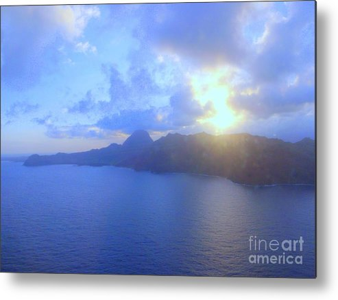 Kauai Metal Print featuring the photograph Almost Home by Mary Deal