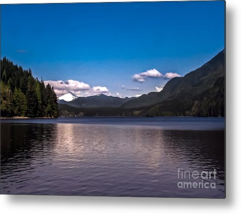 Seacapes Metal Print featuring the photograph Beautiful Bc by Robert Bales