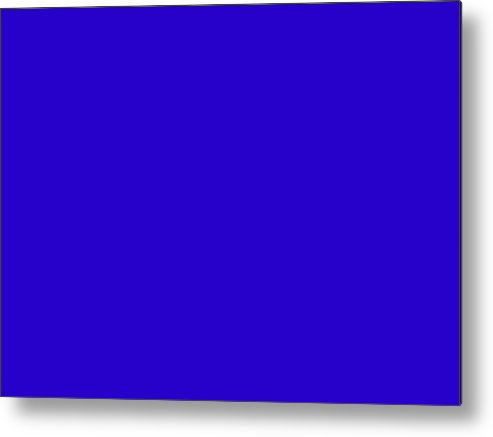 Abstract Metal Print featuring the digital art C.1.40-0-204.4x3 by Gareth Lewis