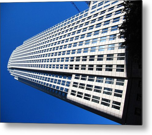 Charlotte Metal Print featuring the photograph Charlotte Nc - 12125 by DC Photographer
