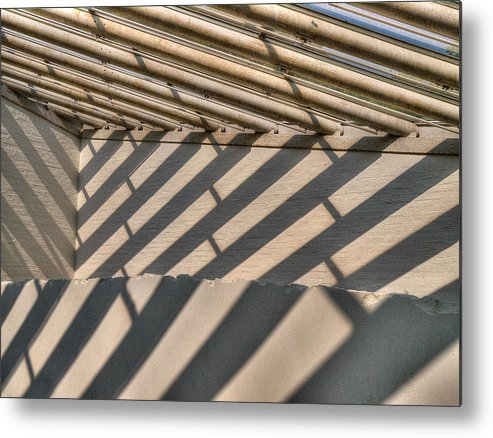 Divergent Darkness Metal Print featuring the photograph Divergent Darkness by Paul Wear