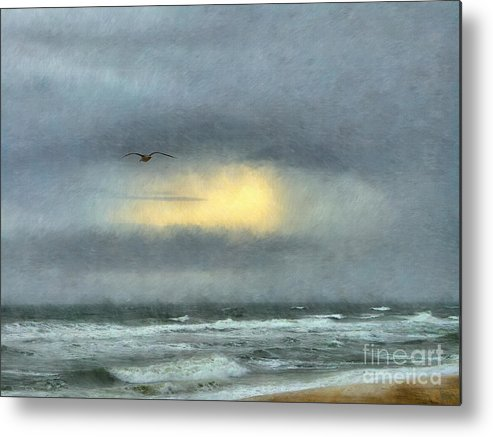 Sunset Metal Print featuring the photograph Going Home by Jeff Breiman