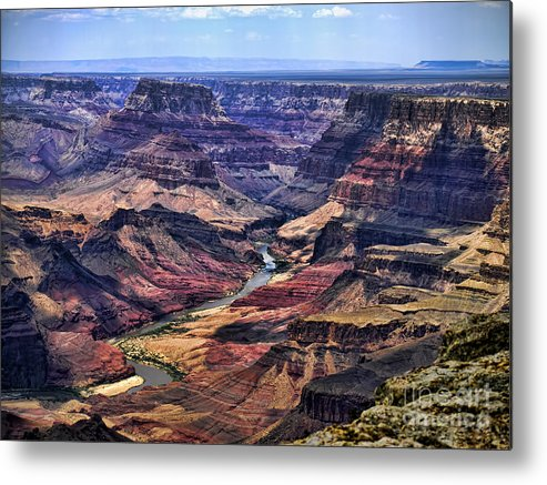 Usa Metal Print featuring the photograph Magnificence by Brenda Kean