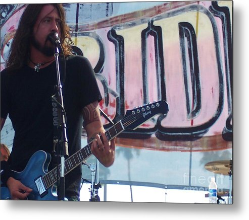 Monkey Wrench Metal Print featuring the photograph Monkey Wrench by Linda De La Rosa