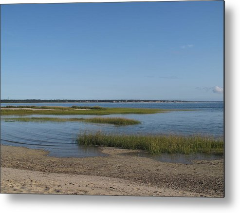 Sea Metal Print featuring the photograph Rising Tide by Barbara McDevitt
