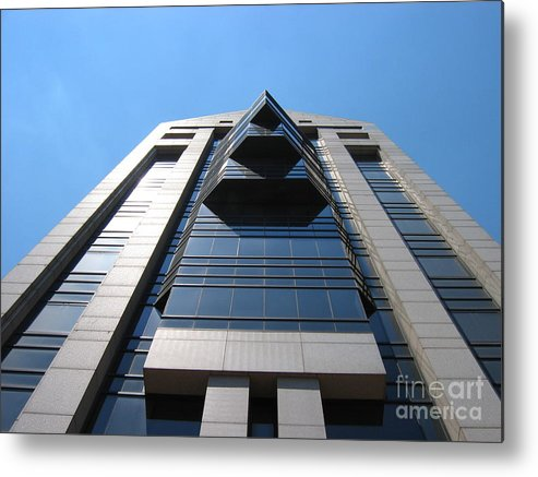 Atlanta Metal Print featuring the photograph The Fbi by Shar Wolfe