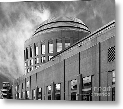 Aau Metal Print featuring the photograph University Of Pennsylvania Wharton School Of Business by University Icons