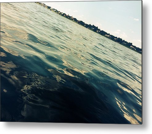 Orlando Metal Print featuring the photograph West Gate Lakes II by Jacqueline Ross