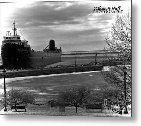 Ship Metal Print featuring the photograph William G. Mather by Shawn Huff