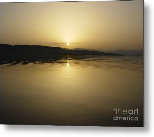 See Metal Print featuring the photograph Wo Ist Die Sonne by Dieter Frank