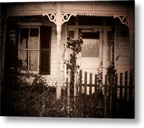 Home Metal Print featuring the photograph 1254 by Michael L Kimble