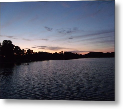 New Dawn Metal Print featuring the photograph A New Dawn by Brian Maloney