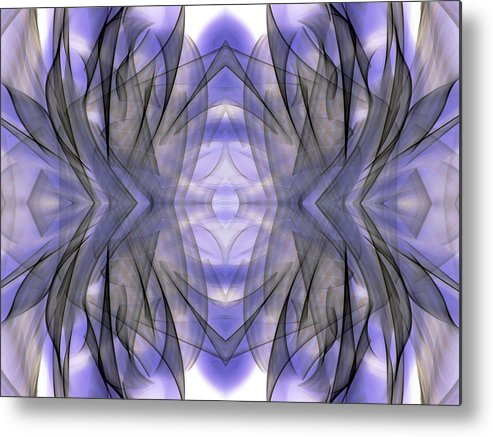 Abstract Photography Metal Print featuring the photograph An Invitation by Danny Lally