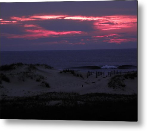 Sunrise Metal Print featuring the photograph Another Day Begins by Kim Galluzzo Wozniak