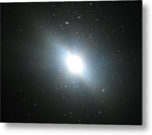 Water Metal Print featuring the photograph Celestial Water by Bruce Carpenter