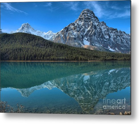 Banff Metal Print featuring the photograph Clarity by Tara Turner