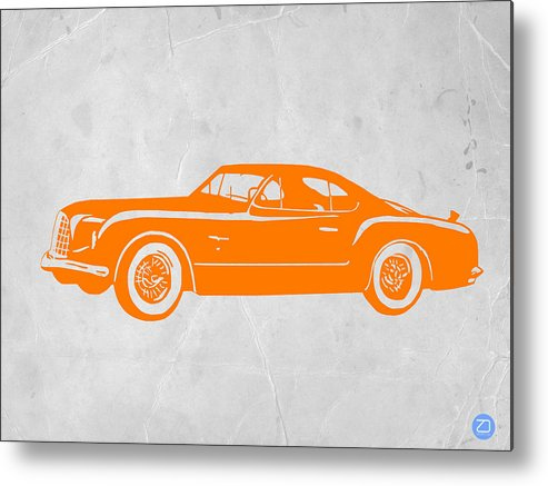 Classic Car Metal Print featuring the photograph Classic Car 2 by Naxart Studio
