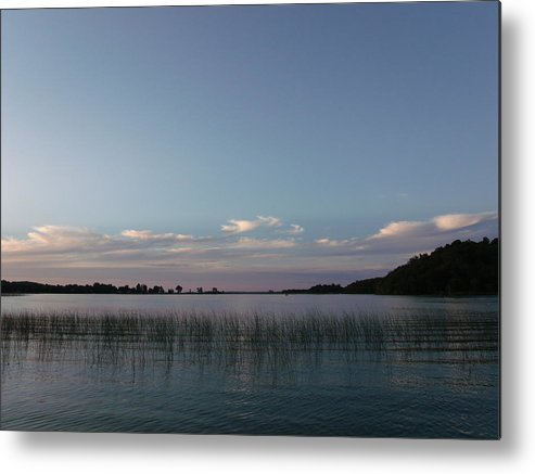 Delightful Metal Print featuring the photograph Delightful Dusk by Brian Maloney