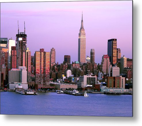 America Metal Print featuring the photograph Midtown Skyline by Artistic Photos