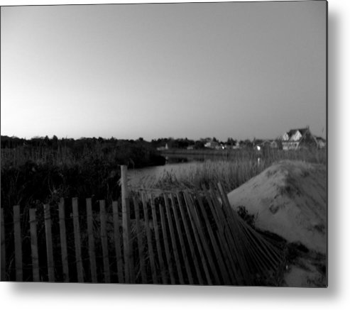 Rhode Metal Print featuring the photograph Rhode Island Seaside by Kim Galluzzo Wozniak