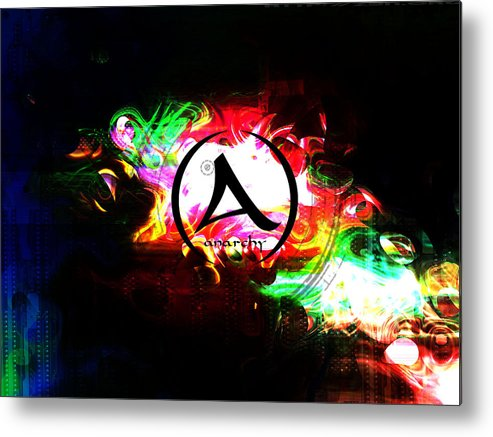 Unknown Metal Print featuring the digital art Unknown by Mery Moon