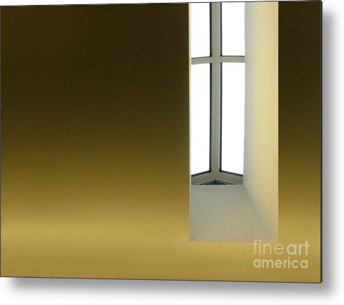 Architecture Metal Print featuring the photograph Above Series 2.0 by Dana DiPasquale
